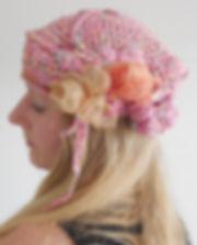 SELENE chapeau cérémonie site www.creaionsmode.com