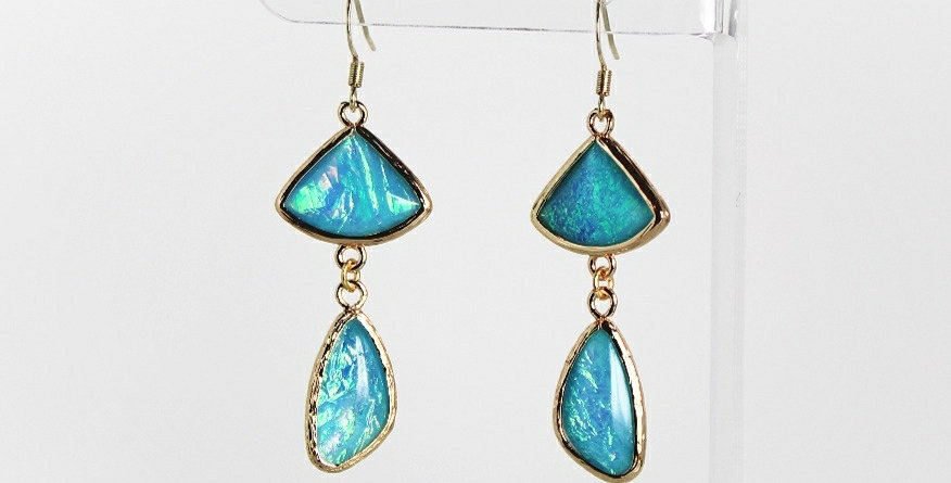 Opalized Ice™ Earrings