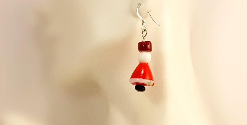 Christmas Dress Up Earrings