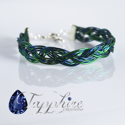 Double Twisted Wire Braid