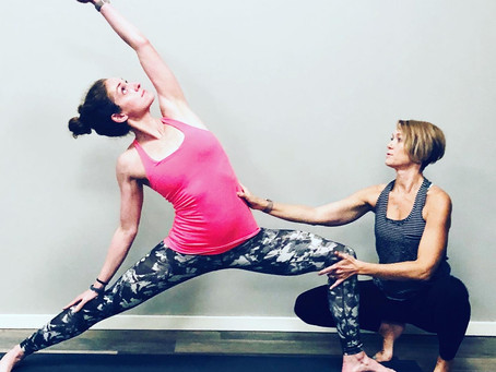 5 Ways to Maximize your Experience with a with Yoga Personal Trainer