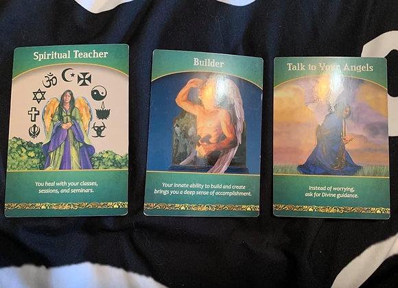 3 Card Spread