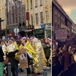 Près de 3.000 manifestants à Lille !