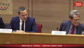 Adrien Taquet au Sénat !
