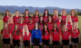 North Sanpete Girls Soccer Team