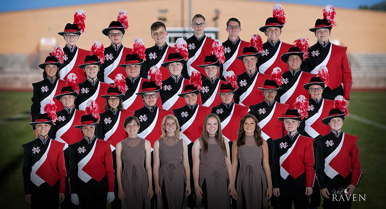 North Sanpete Marching Band