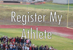 A link to Register My Athlete