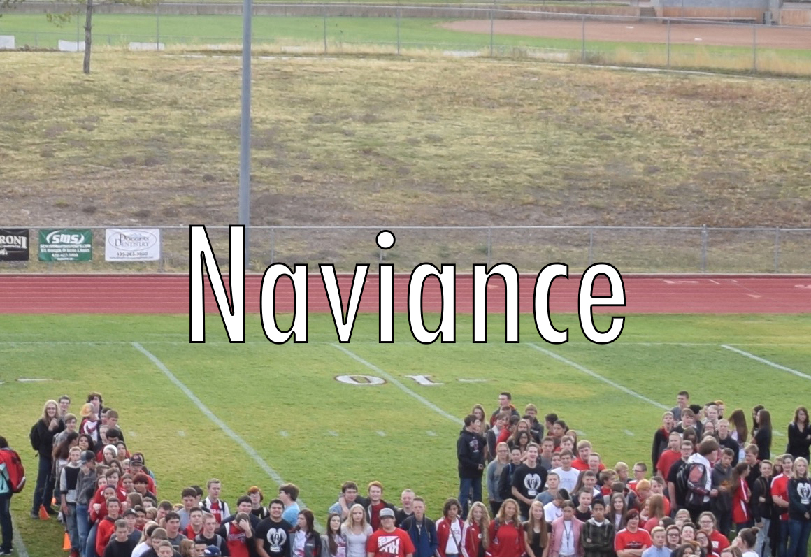 A link to Naviance