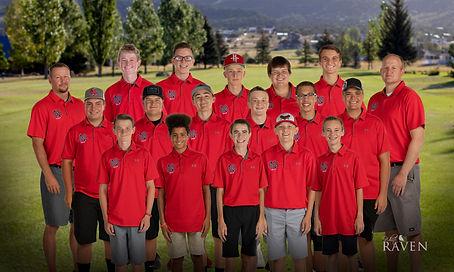North Sanpete Boys Golf