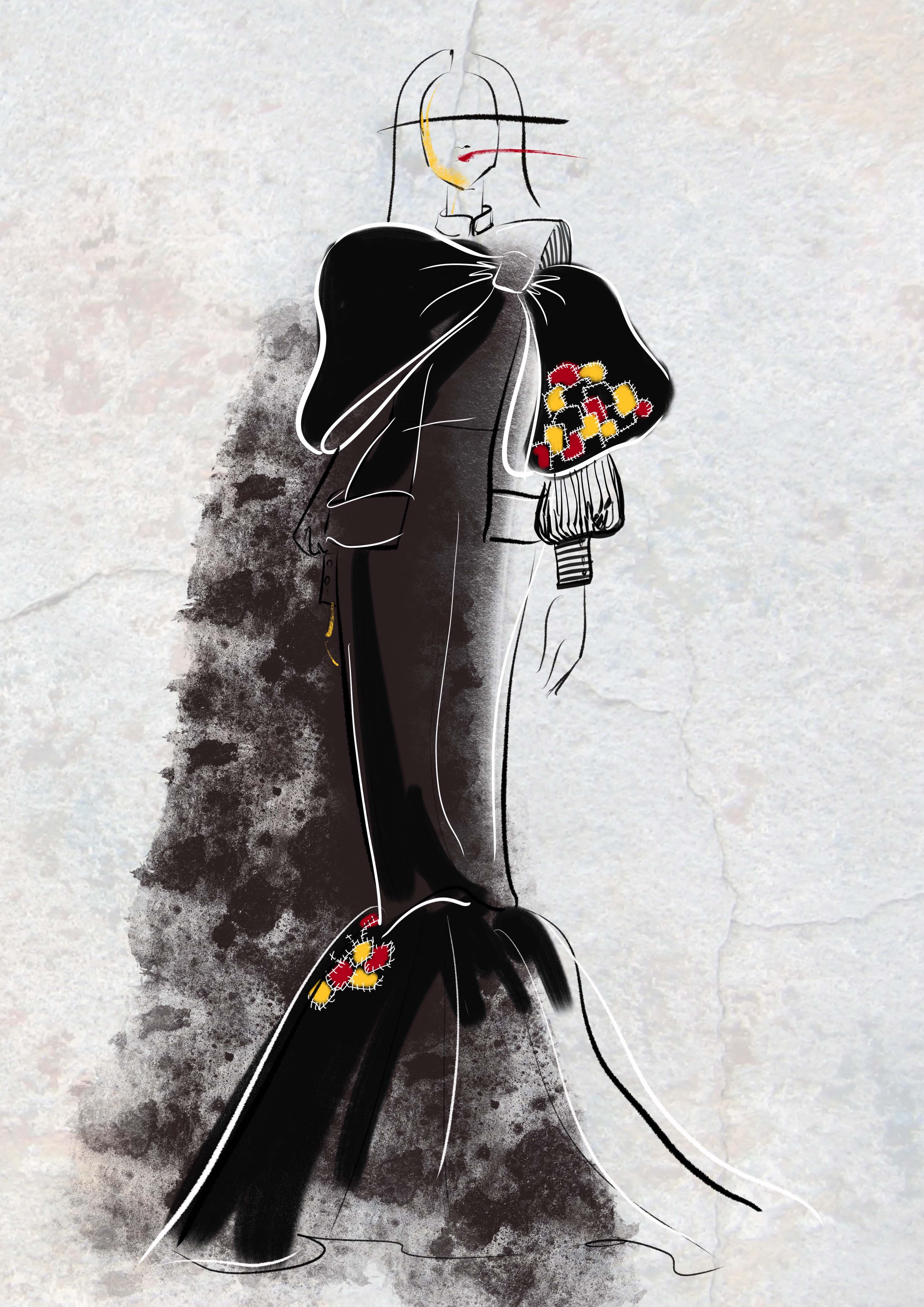 Luxury Sustainable Fashion Designer