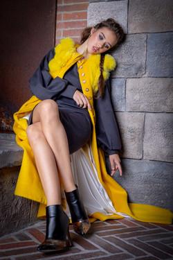 Luxury Sustainable Fashion Furrier
