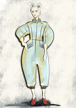 Luxury Sustainable Fashion Designer  - Unisex