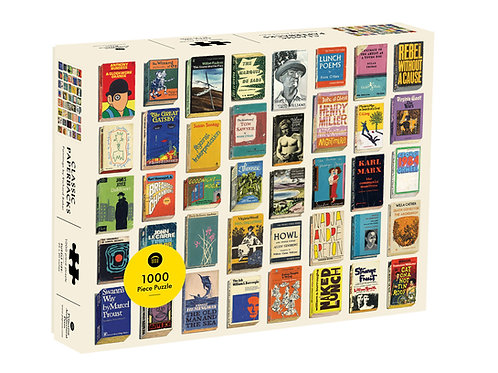 Classic Paperbacks,  1000pc