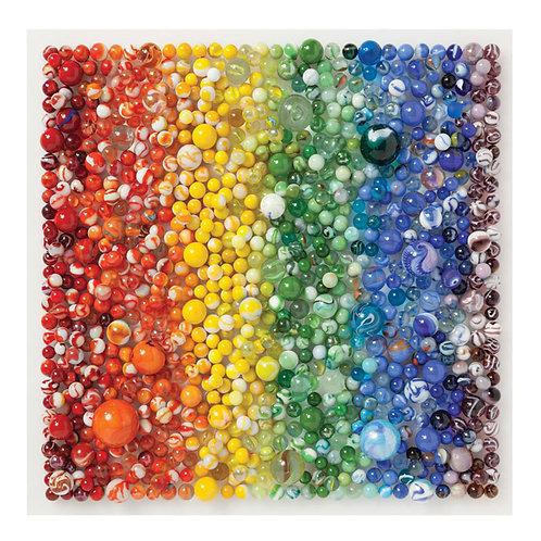 Rainbow Marbles, 500pc