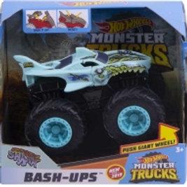 Hot Wheels Monster Trucks Bash-Ups