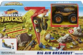 Monster Trucks Big Air Breakout Playset