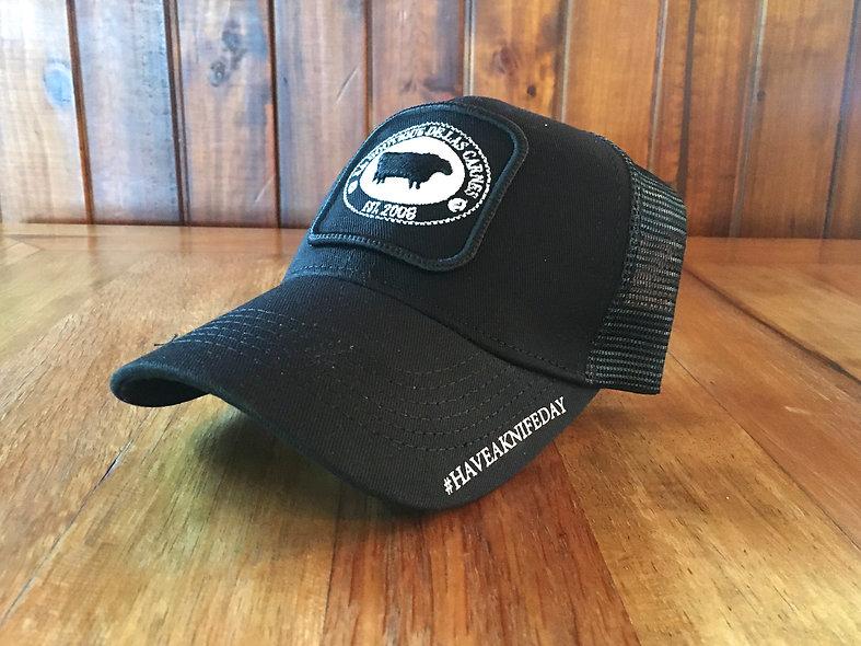 Butcher Hat Negra