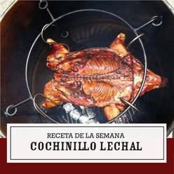 Receta Cochinillo Lechal