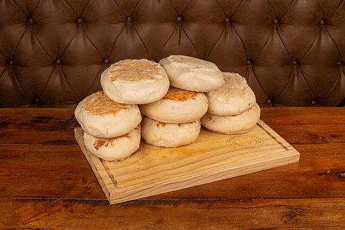 English Muffin por 8 unidades (145 gr C/U)