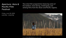 The Legend of Ruby Pasha to Screen at London's Aperture: Asia & Pacific Film Festival