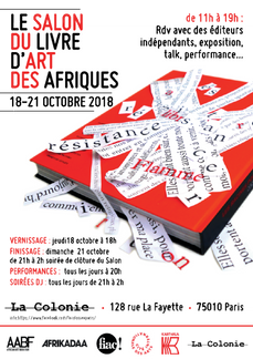 "La Colonie, Paris, 18-21 October: ""Acts of Publication in the Maghreb and Middle East"" at"