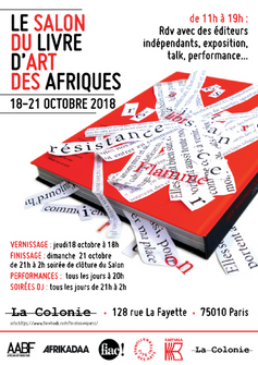"""La Colonie, Paris, 18-21 October: """"Acts of Publication in the Maghreb and Middle East"""" at"""