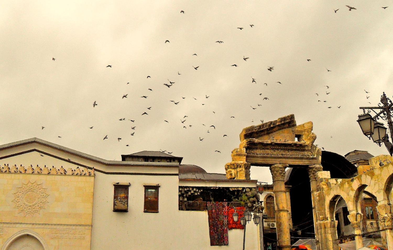 Damascus, February 2011