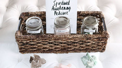 Crystals for spa treatments
