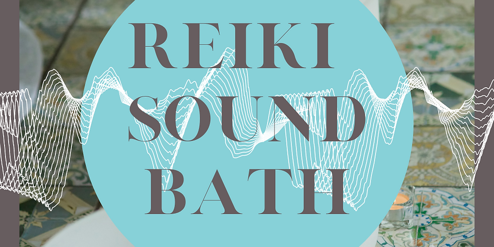 Reiki Sound Bath