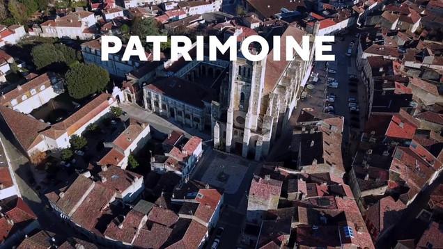 PATRIMOINE - Drone