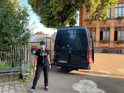 Der Begeisterbus - on Tour