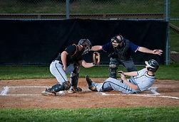 Baseball Home Plate Slide