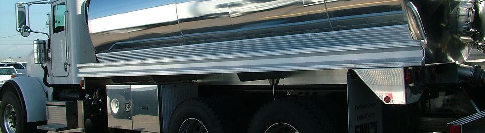 FMI Vacuum Septic Trucks