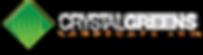 Crystal Greens Landscape Logo