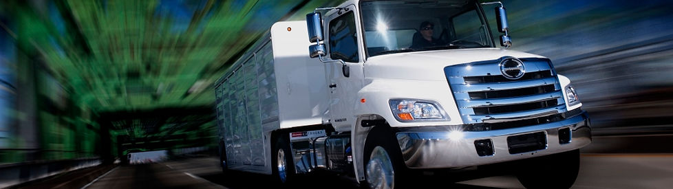 Hino Commercial Truck