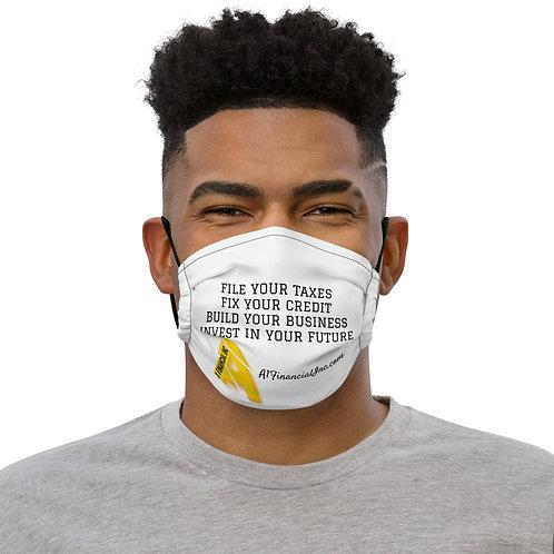 A1 Custom Face Mask