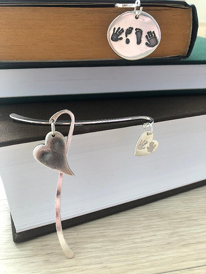 Drawing/Baby Scan Bookmark (Large)