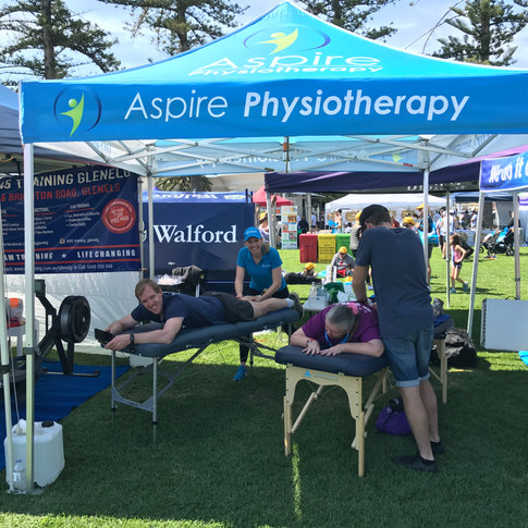 Glenelg Aspire Physio Sports Injuries