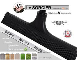Balai Sorcier noir V700 UNIK new