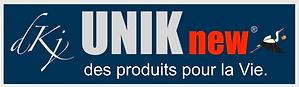logo site UNIK new 2020 des produits pou