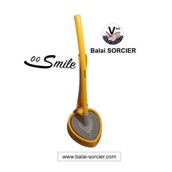 Brosse WC Smile Balai SORCIER V600 picot.
