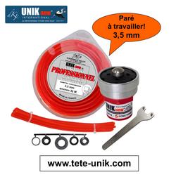 Kit UNIK technik 3,5mm 2020 site
