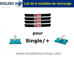 raclette Speed Cleaner Single vitres