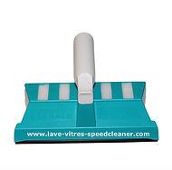 SPEEDCLEANER Single 20cm / Pour des vitres propres et sans aucune trace!