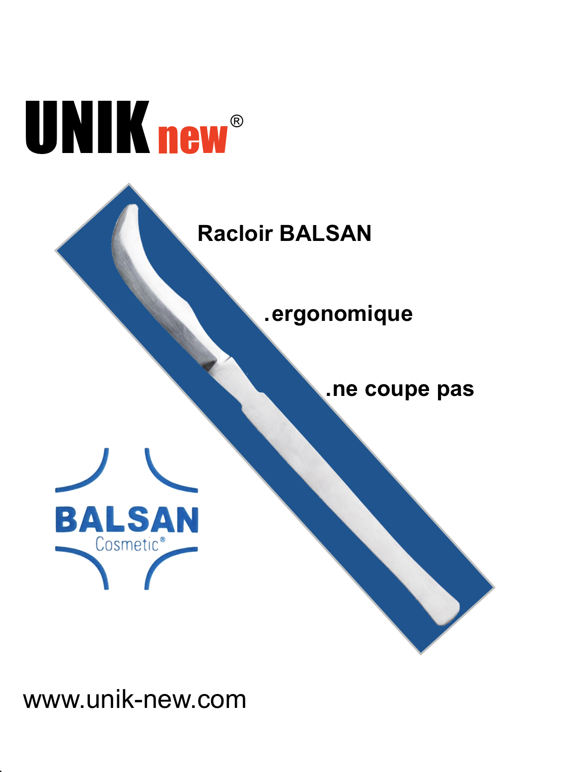 Balsan boutique 2020 racloir