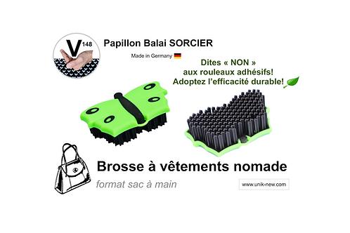 Papillon Balai SORCIER V148.