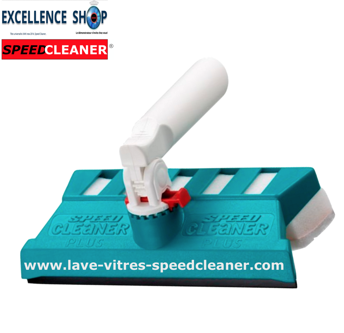 Speed Cleaner Single+ lave-vitre TOP