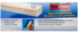 Speed Cleaner lave-vitres: le meilleur de la microfibre pour le nettoyage de vos vitres!