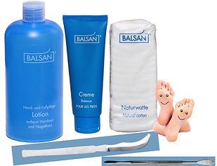 Acheter lotion BALSAN pieds et mains. Boutique UNIK NEW sasu