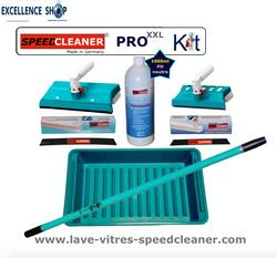 Kit PRO XXL SPEEDCLEANER lave-vitres